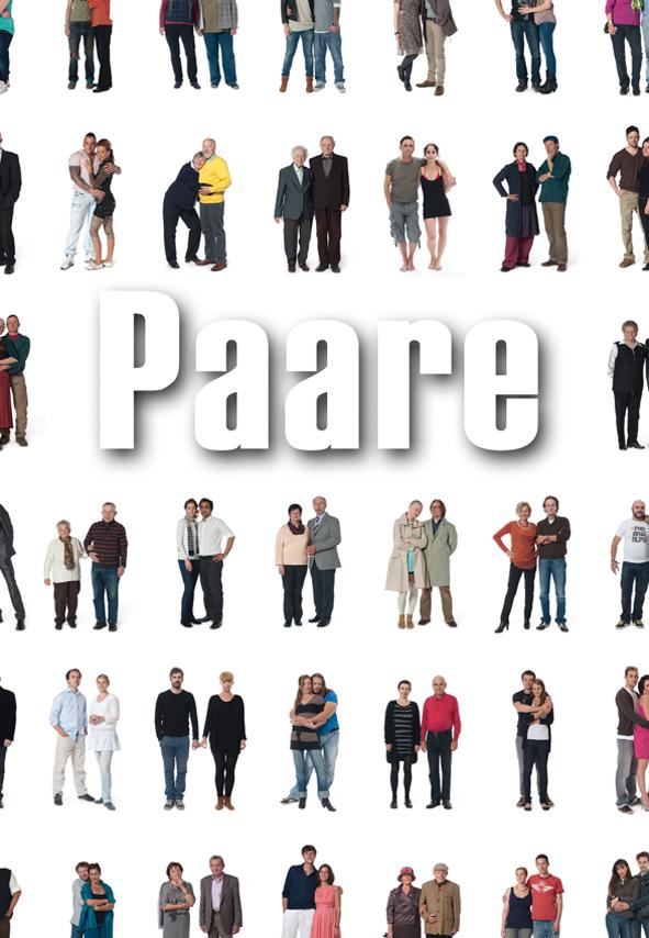 """Cover """"Paare"""" von Nadine Preiß & Damian Zimmermann, Verlag Kettler 2015"""