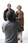 Niko und Beate - von Stefan gefilmt und uns fotografiert