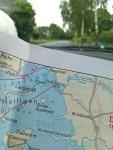 Dagebüll, das Ende der Landkarte