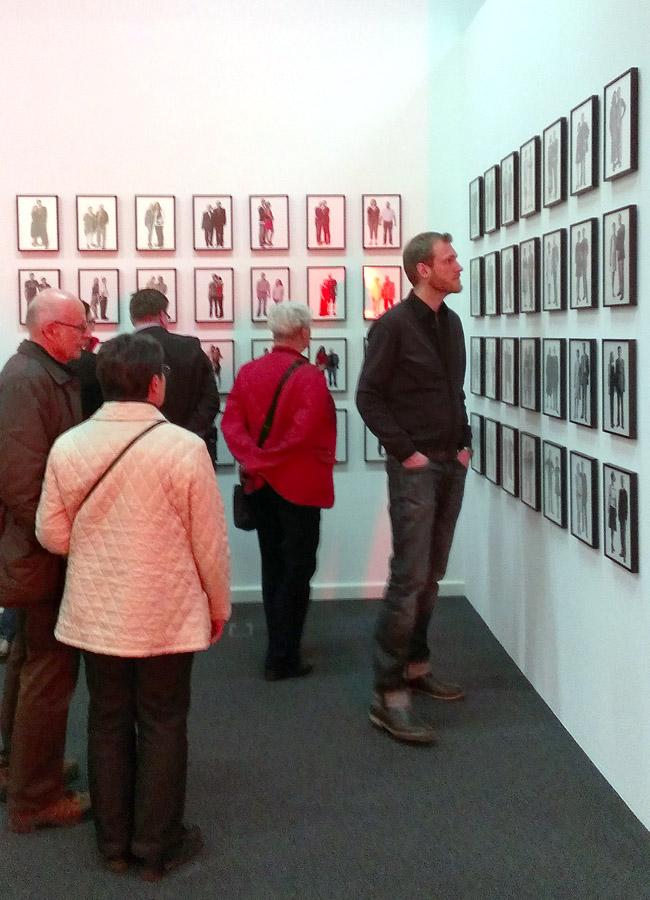 Die beiden Paareprojekte in der Liebe-Ausstellung