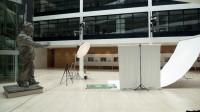 Willy Brandt wacht über das Paareprojekt