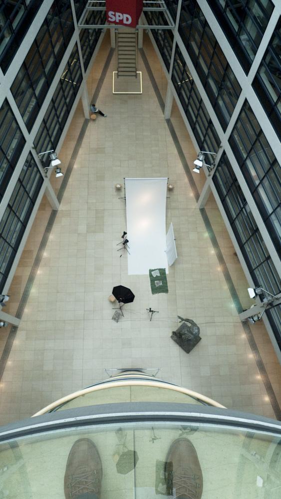 Das Paareprojekt im Willy-Brandt-Haus