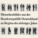 Paare - Menschenbilder aus der Bundesrepublik Deutschland zu Beginn der siebziger Jahre