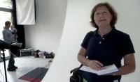 Brigitte Bettscheider vom Trierischen Volksfreund
